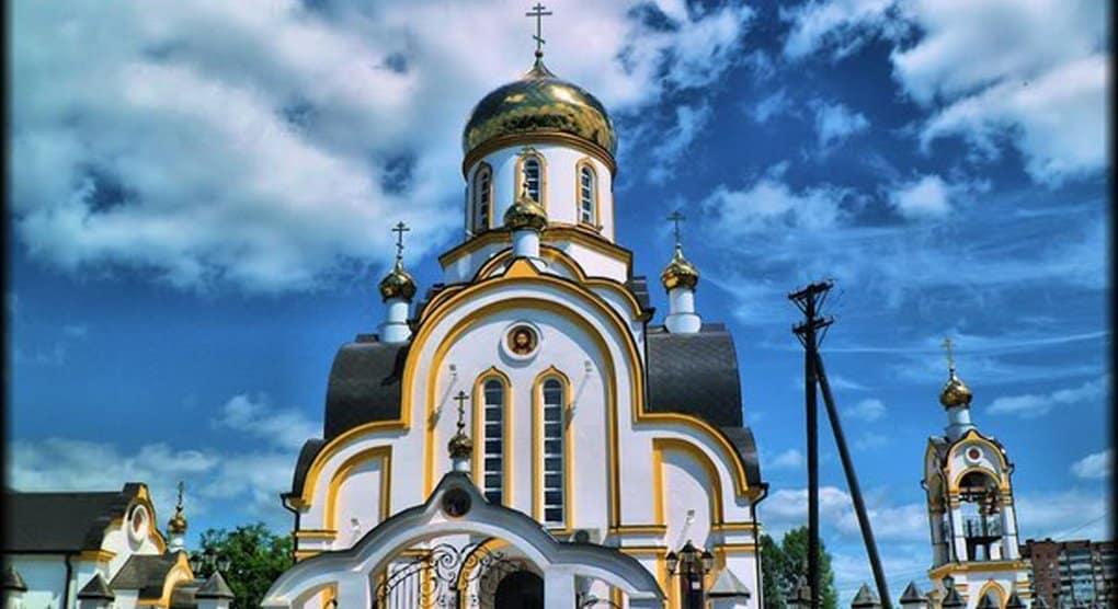 Возвели первый в Москве храм в честь царя Николая II и его семьи