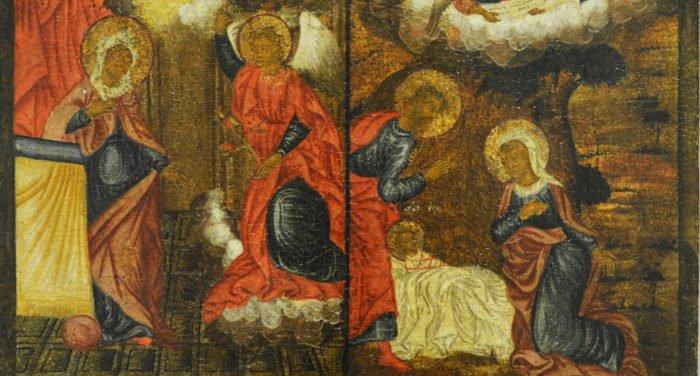 Уникальную икону XVIII века показывают в Сыктывкаре