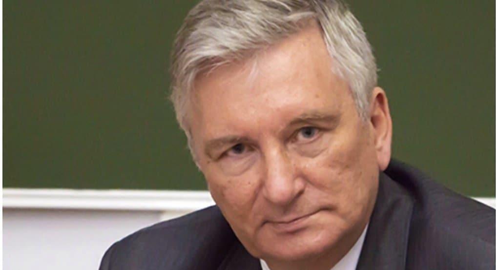 Президент истфака МГУ Сергей Карпов награжден церковным орденом