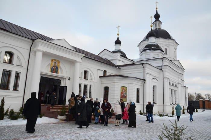 В пригороде Калуги открыли новый женский монастырь