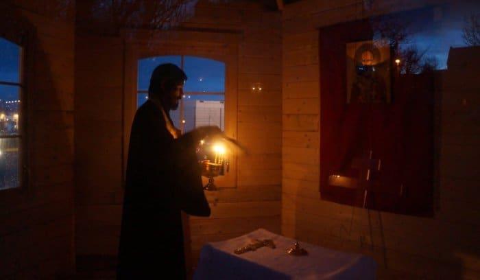 Первую православную часовню освятили в Исландии