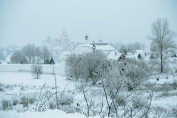 Покровский монастырь. Суздаль. Фото Александра Гаврилова