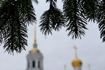 Спасо-Преображенская (Карповская) церковь, Н. Новгород. Фото Натальи Цветковой