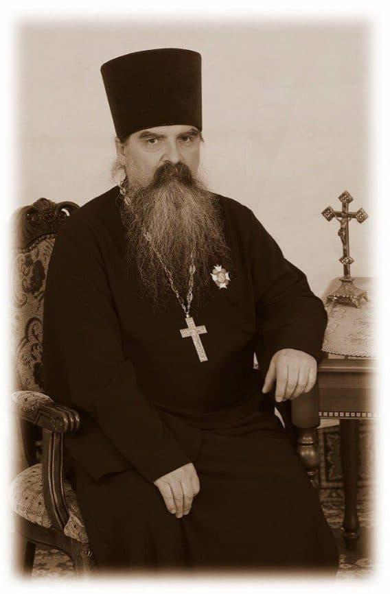 Отошел ко Господу протоиерей Георгий Фомин