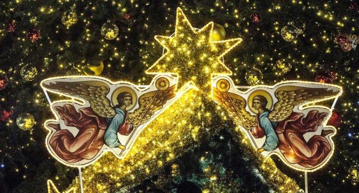 Патриарх пожелал верующим в новом году