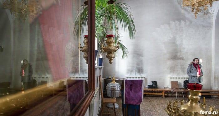 Литургия с саперной кошкой: как живет единственный монастырь на территории воинской части