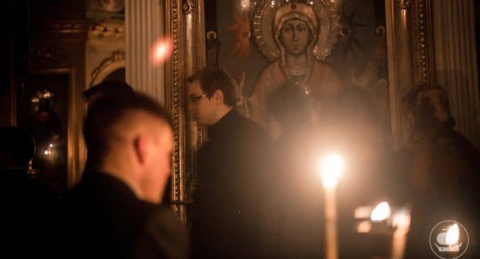 Можно ли в Великий Пост читать канон молебный ко Пресвятой Богородице