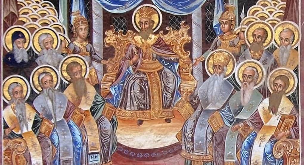 Церковь вспоминает святых отцов VI Вселенского Собора