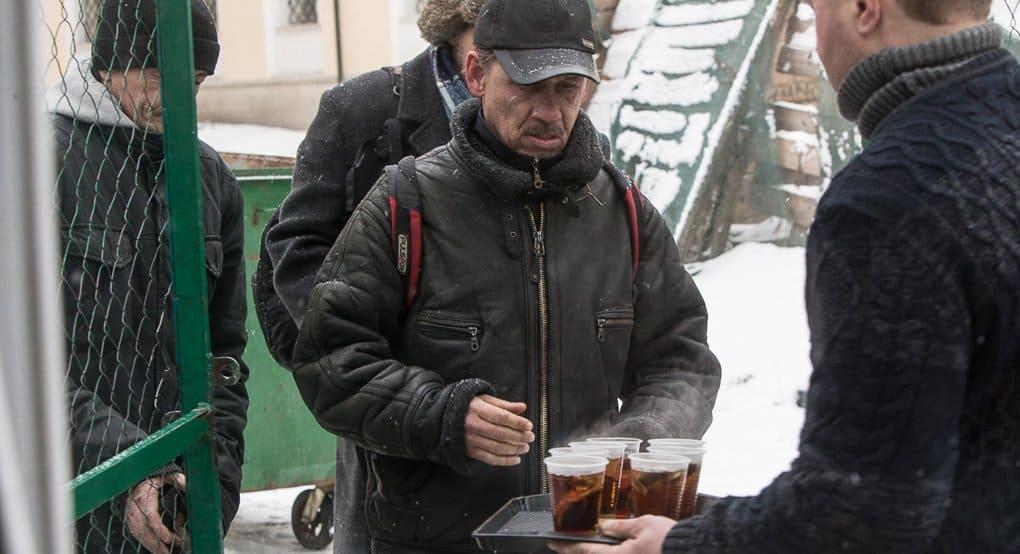 Будьте внимательнее к бездомным в холода! - служба «Милосердие»