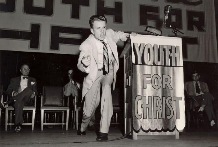 Умер известный христианский проповедник Билли Грэм
