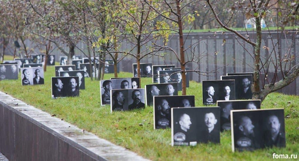 Владимир Путин поддержал предложение священника создать реестр массовых захоронений жертв репрессий
