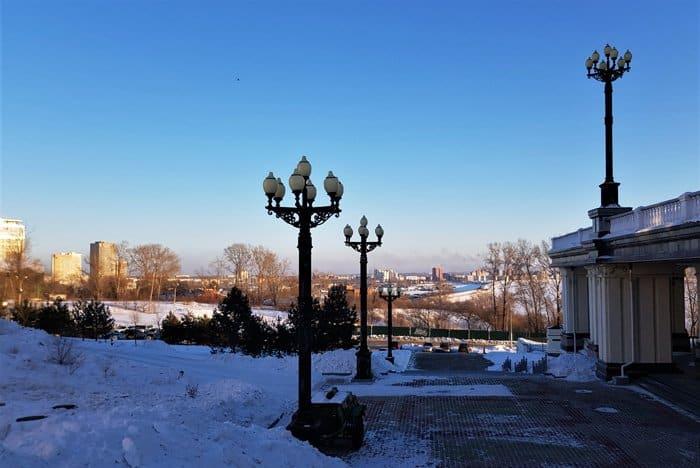 Две рыбы. Хабаровск. Вечер в православном кафе