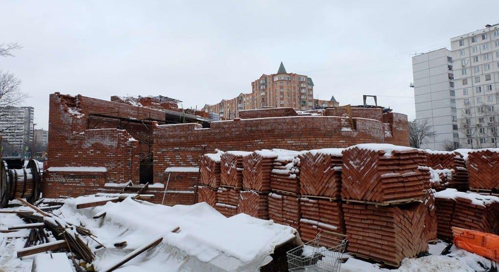 На севере Москвы построят храм в честь Серафима Саровского