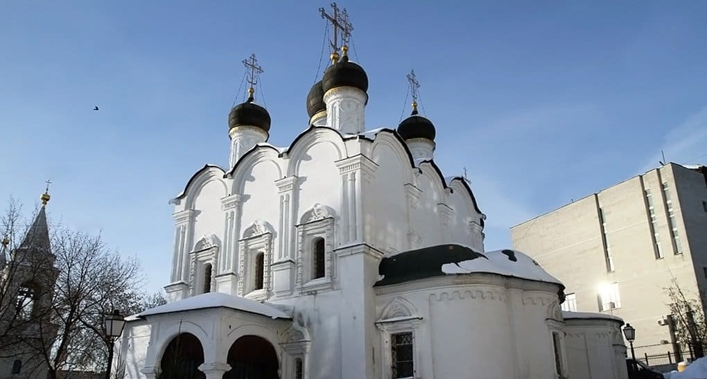 Церкви вернули столичный храм князя Владимира в Старых Садех