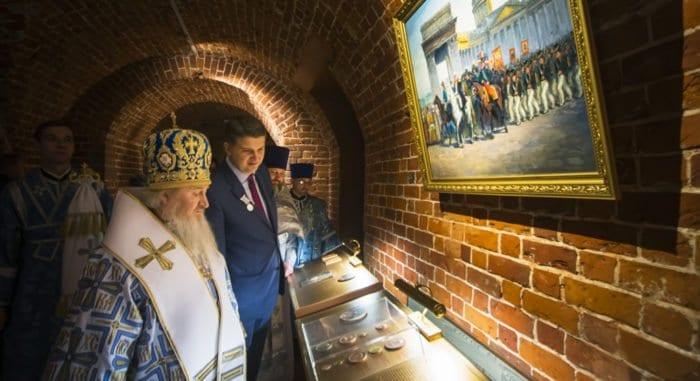 Музей истории Казанской иконы Божией Матери открылся в Казани