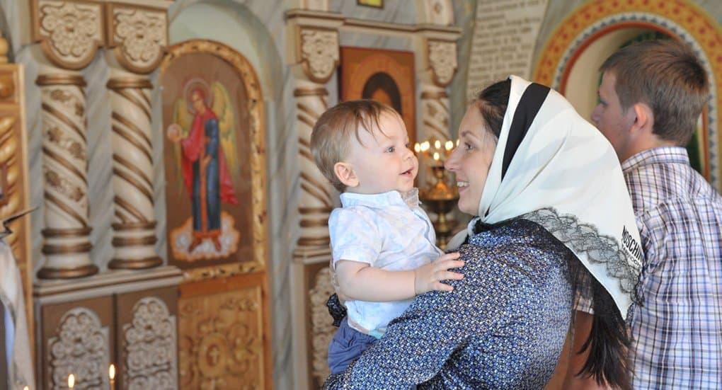 Можно ли крестить младенца в Великий пост?