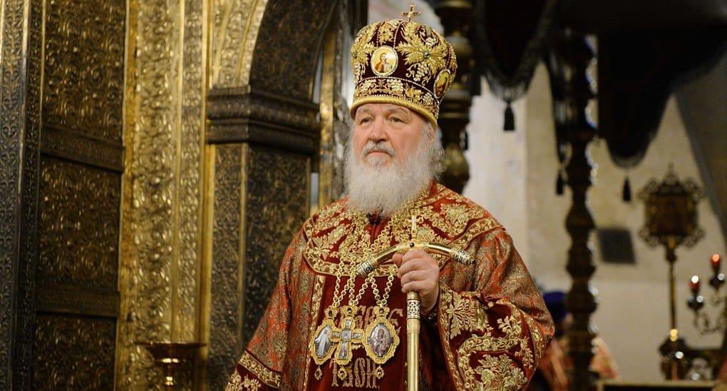Патриарх Кирилл напомнил инославным христианам о необходимости творить дела милосердия