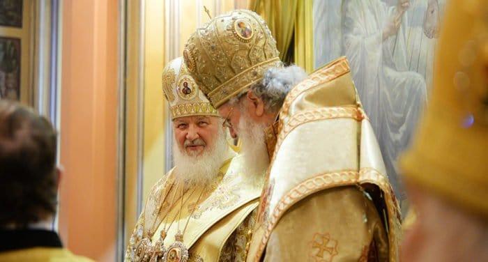 Патриархи Кирилл и Неофит возглавят Литургию в главном храме Болгарии