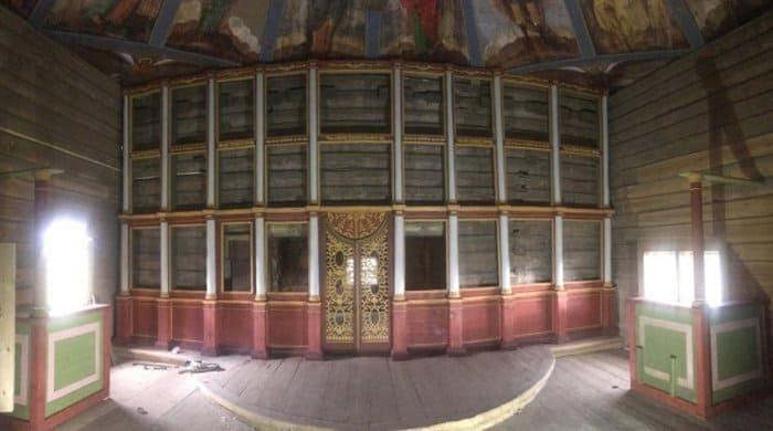 В Поморье завершают реставрацию уникального храмового комплекса XVIII века