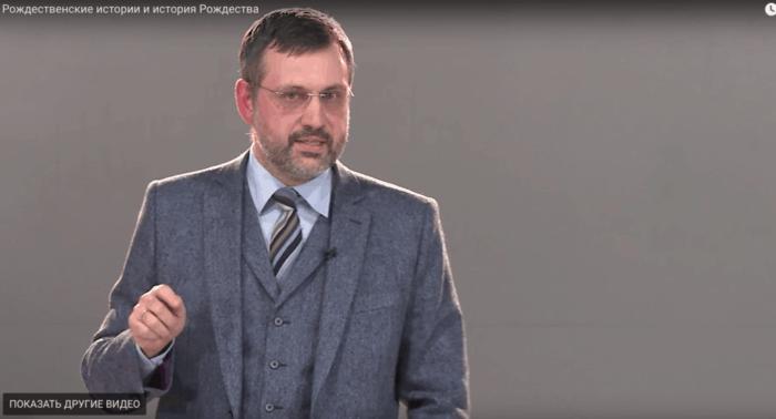 Владимир Легойда. Рождество Христово: зачем Бог стал человеком?