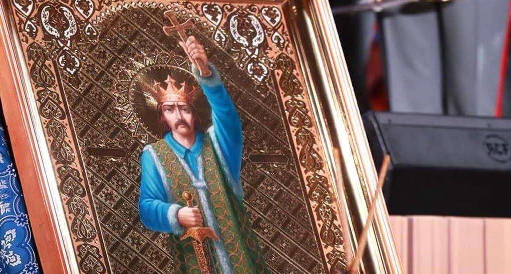 В Молдове 2018 год посвятили защитнику православия святому Стефану Великому