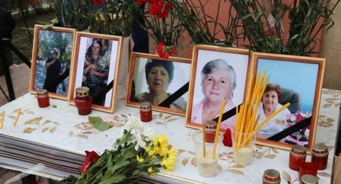 Семьям жертв стрельбы у храма в Кизляре собрали помощь всем Дагестаном