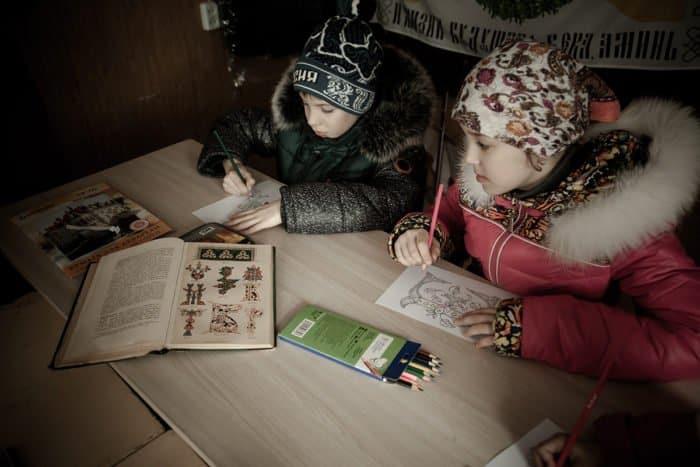 Как астраханские дети отметили День православной книги