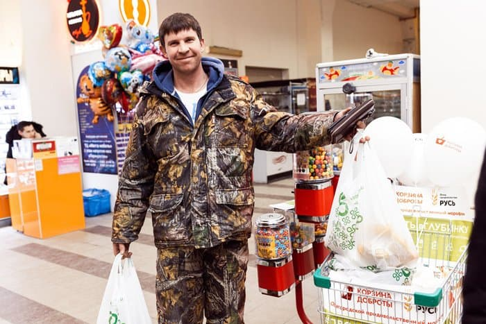 Свыше 13 тонн продуктов собрали для малоимущих пенсионеров Татарстана