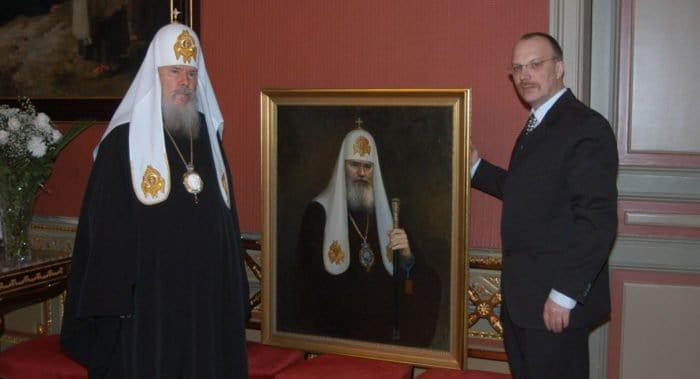 Умер художник и реставратор храмов Александр Кравчук