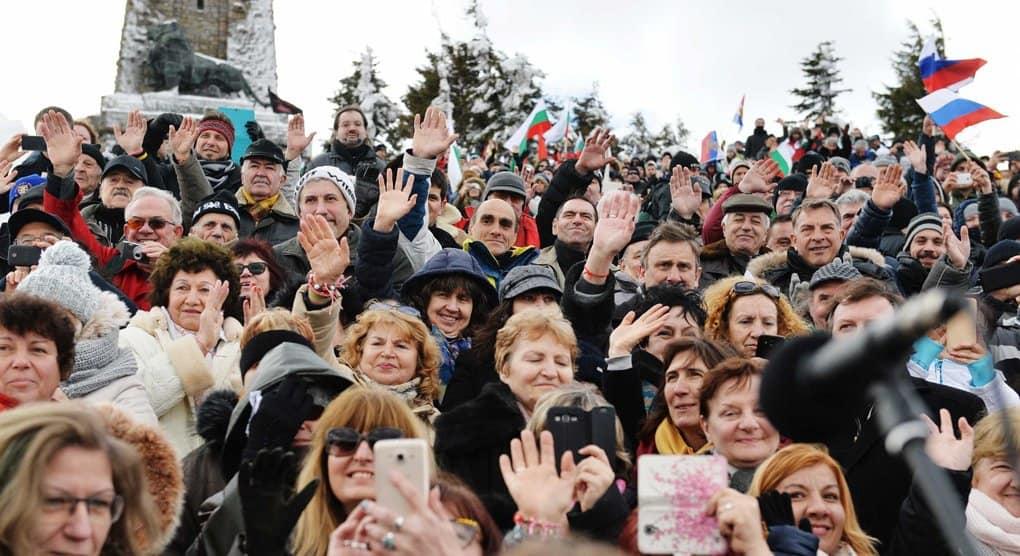 Патриарх Кирилл надеется, что Болгария не забудет русских, павших за ее свободу