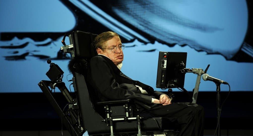 Умер ученый и популяризатор науки Стивен Хокинг