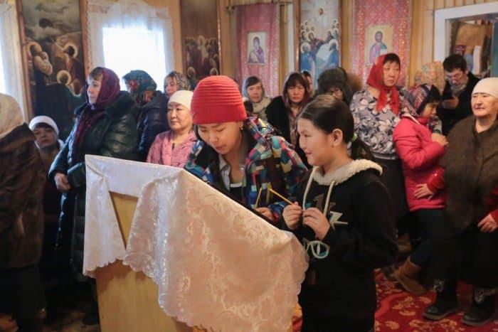 Путешествие блаженной Матроны Московской на край света