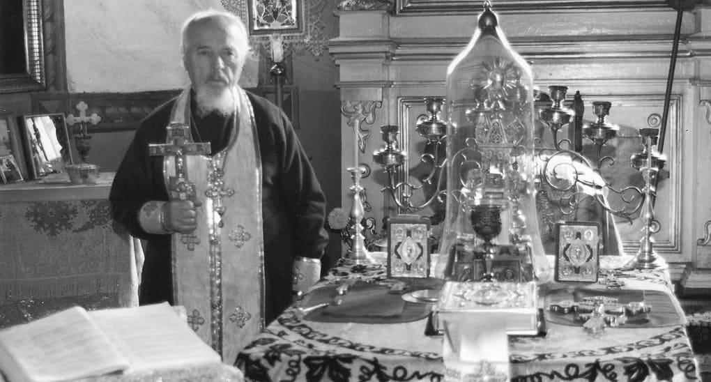 Преставился старейший священник Белорусской Церкви протоиерей Иоанн Мисеюк