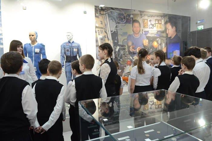 Уникальный космический центр для детей открыли в Кирове