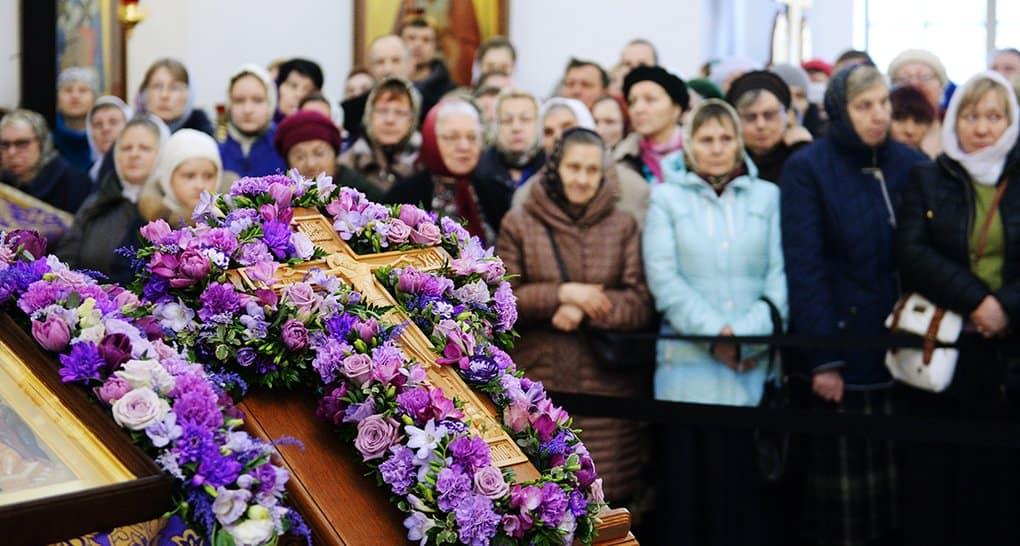 Неделя Крестопоклонная 2018 года наступит у православных христиан 11 марта