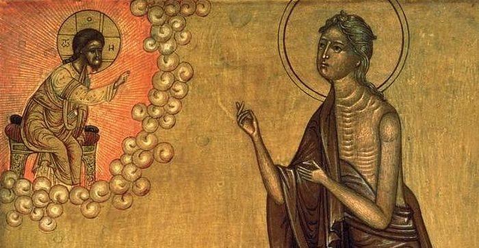 Стояние Марии Египетской. Как преодолеть «грешной жизни пустоту»?