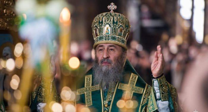 Патриарх Кирилл поблагодарил митрополита Киевского Онуфрия за верность каноническому православию