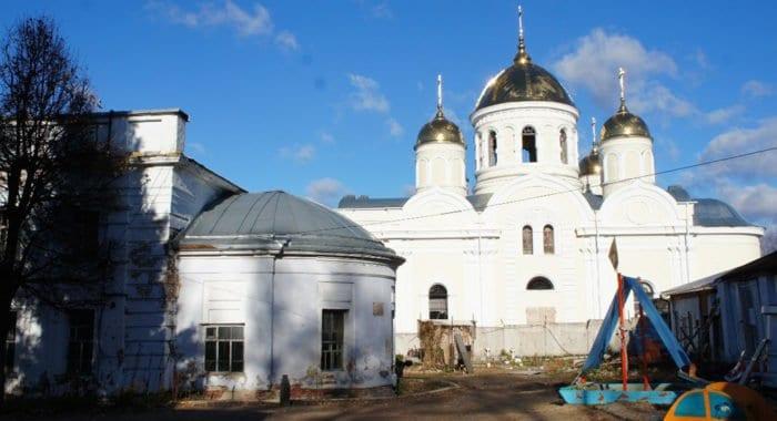 Никитский женский монастырь XIX века восстановят в Кашире