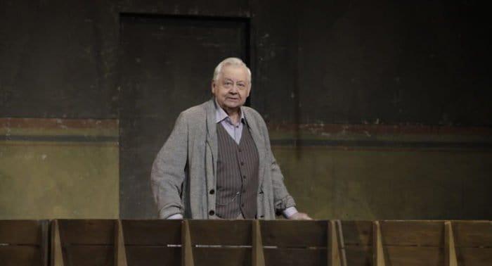 При жизни Олег Табаков помогал актерам и строил храм