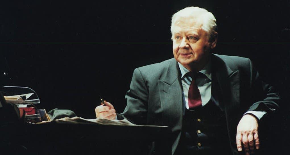 Олег Табаков умер как христианин, - протоиерей Владимир Волгин