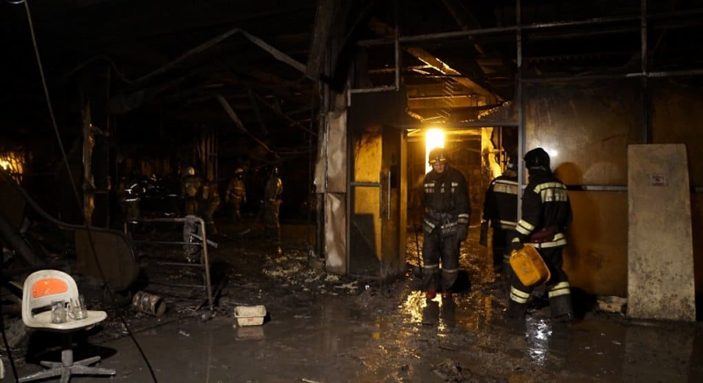 Три человека, считавшиеся пропавшими без вести на пожаре в Кемерово, оказались живы