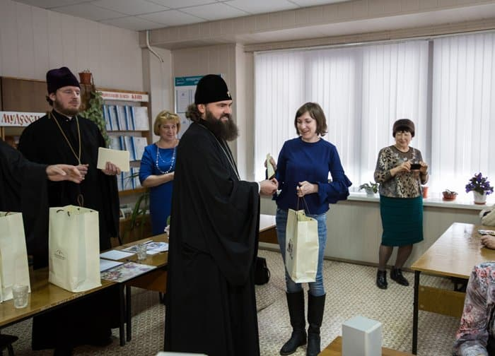 Пятигорская епархия поможет местным библиотекам с духовной литературой