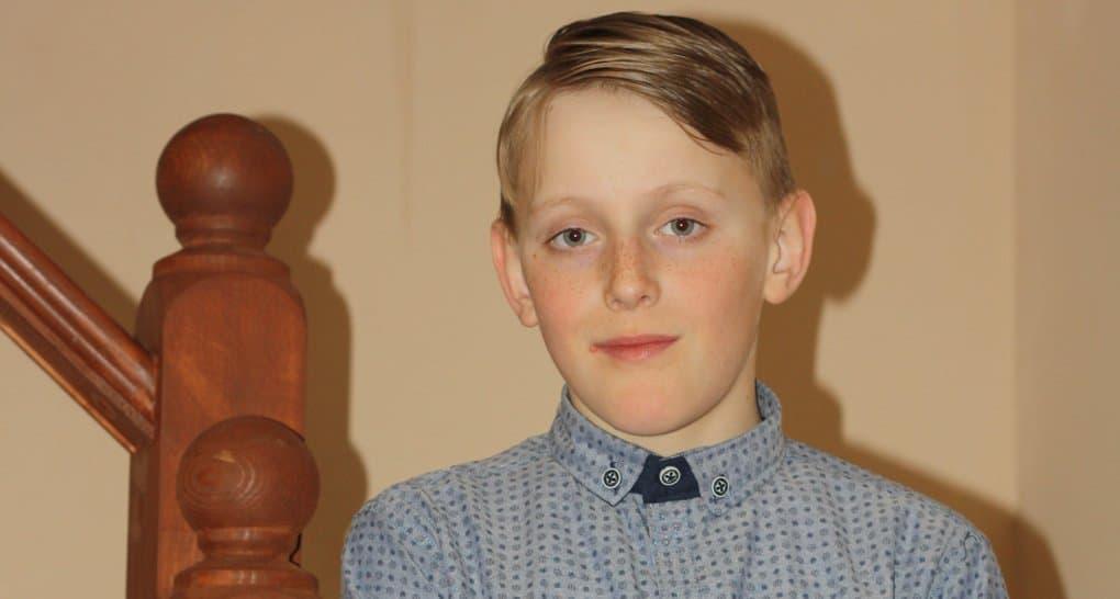 Новгородский школьник спас на пожаре двоих детей
