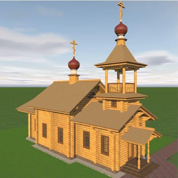 Заполярное село Шойна пытаются спасти постройкой в нем храма