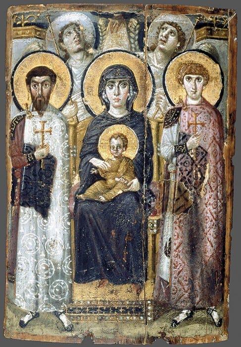 Какая икона считается самой древней?