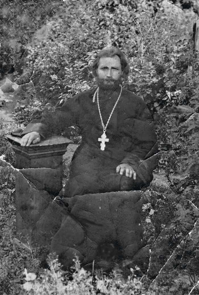 Священник Сергий Воскресенский