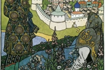5_Сказки Пушкина_Иллюстрации Ивана Билибина_2