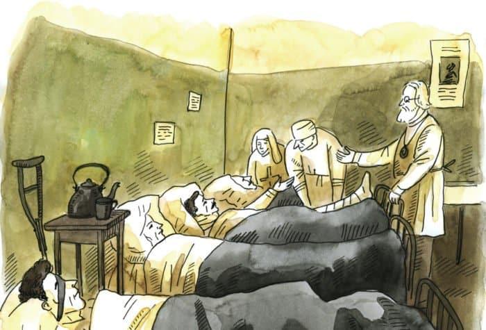 Удивительная история святого врача