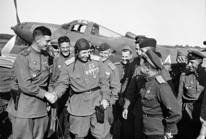Кубань-43. Битва за небо