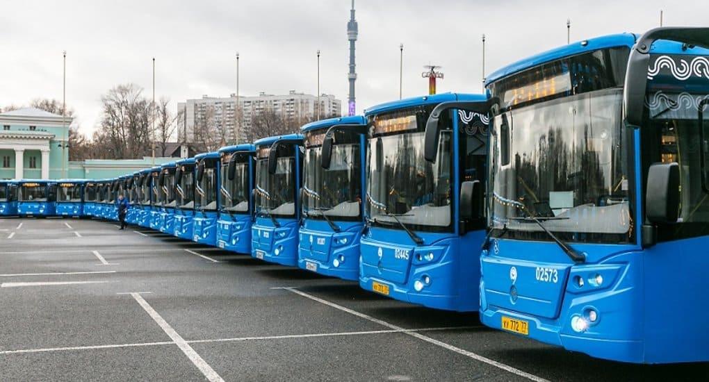 В пасхальные дни в Москве запустят 37 бесплатных автобусных маршрутов